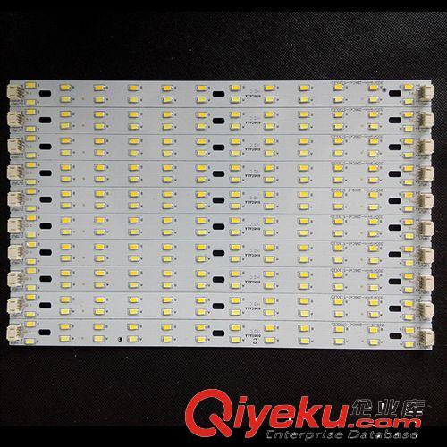 led光源 led长条改造灯板 双色长方形h馆替换灯条