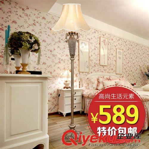 【【奢豪】欧式台灯具床头灯饰田园复古卧室美式婚房