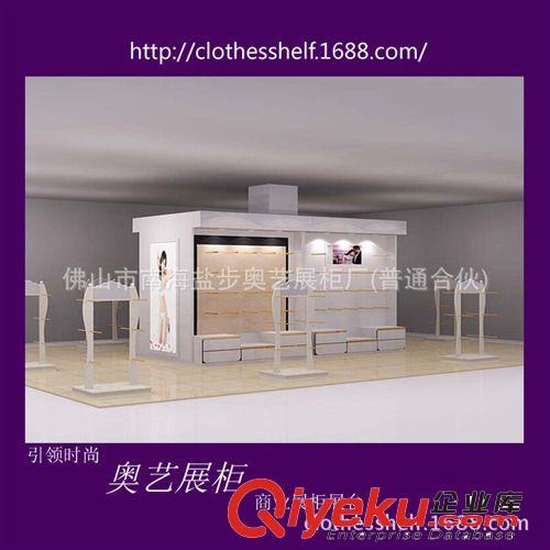 商场专卖店货柜展柜 商品展柜高柜矮柜批发 商品展示道具定制(图)
