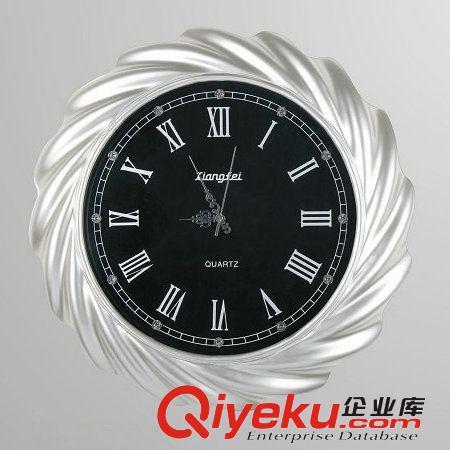 豪华欧式复古挂钟 太阳艺术挂钟 静音钟 客厅钟表 创意钟树脂挂钟