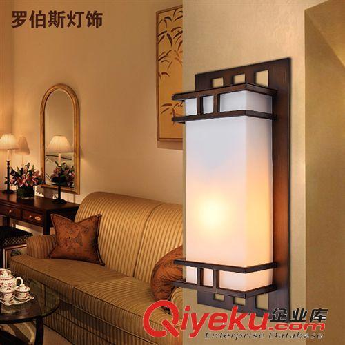 [现货供应]美式乡村复古壁灯 酒店卧室床头壁灯 led创意过道灯图片