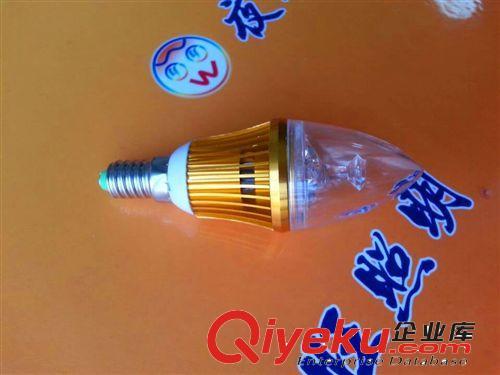 厂家直销LED 3w 4w蜡烛灯 E14蜡烛灯 吊灯用灯 大功率蜡烛灯批发