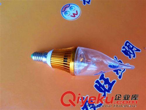 led尖泡 拉尾(低价精品 专业售后)3W 5W 蜡烛灯 LED蜡烛灯