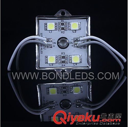 LED防水模组 4灯贴片模组,5050模组/广告模组