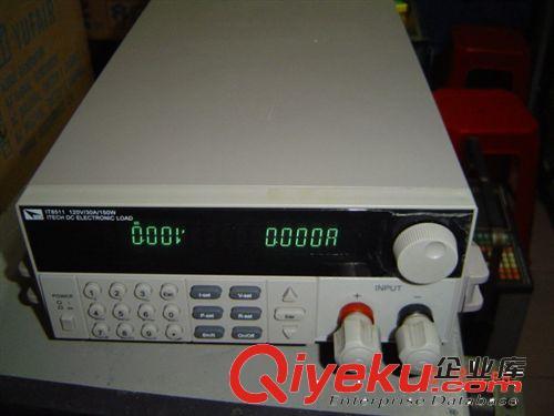 台湾艾德克斯可编程直流电子负载 it8511二手仪器