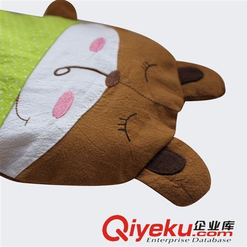 可爱 幼儿园宝宝枕头