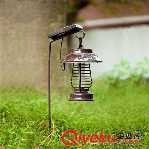 yf-159太阳能灭蚊灯灭蚊器充电灭蝇灯 户外电子驱蚊器捕蚊灯正品
