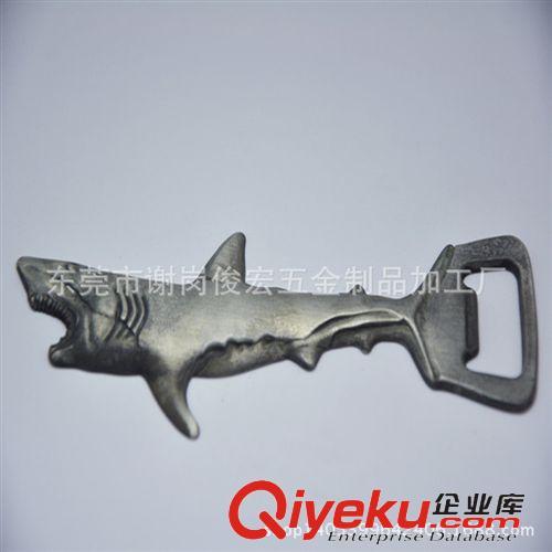 开瓶器 工艺品五金开瓶器 锌合金开瓶器 金属制品生产动物开瓶器定做
