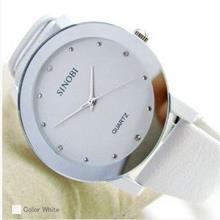 石英表 SINOBI 时诺比 女士手表 皮带手表 韩版简洁时装表 女表981 批发
