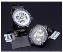 机械表 **时诺比机械表双面**机械男表男士手表时尚潮流商务2179批发