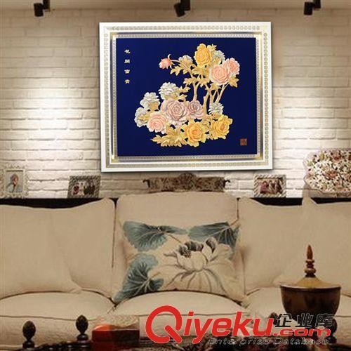 卧室客厅装饰浮雕画
