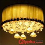 吸顶灯 LED水晶吸顶灯 北欧宜家简约创意吸顶灯 客厅餐厅卧室酒店工程灯