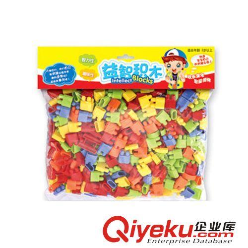儿童益智玩具 乐高式拼装积木拼插塑料幼儿园儿童男孩益智 小孩启蒙