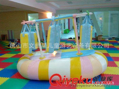 【充气产品类 儿童乐园设备室内