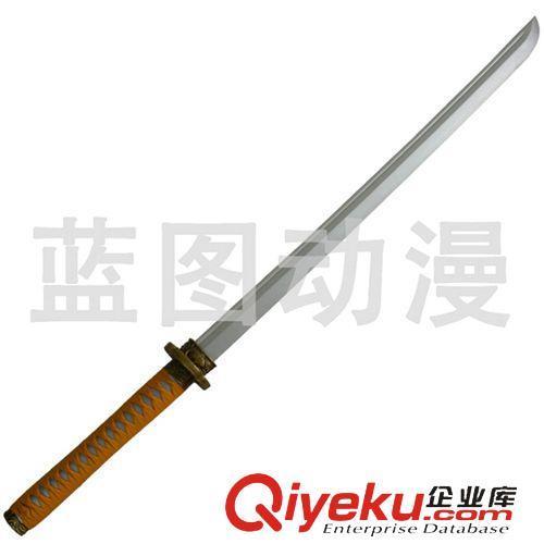 pu发泡武器 日本唐刀 日本武士道长刀 pu发泡刀剑 影视游戏道具