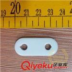 窗帘辅件/辅料 17克窗帘窗纱加重铅块 最常用加重铅块 一条25个