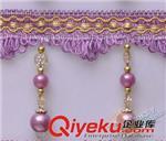 未分类 [印象窗饰工艺]窗帘花边辅料配件  珠子花边亮珍珠