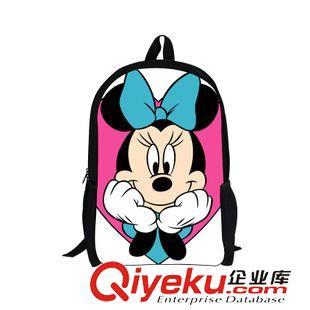 猫和老鼠 米老鼠系列 厂家直销迪士尼系列米奇儿童书包卡通双肩背包