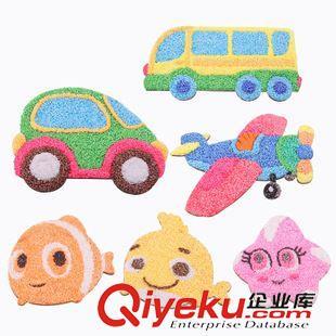 手工粘贴素材 儿童玩具 diy制作 贴图片 超轻粘土珍珠
