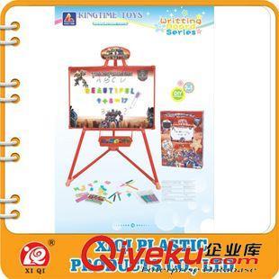 写字桌 画板 生产供应 变形金刚组合写字板画架 儿童卡通画架 多款