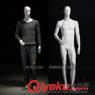 男士抽象模特