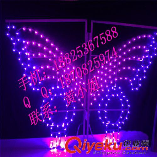 11月LED造型灯 圣诞节灯 1000mm星星月亮灯串 LED过街灯 跨街灯库存 商场外墙亮化