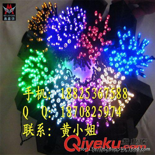 LED装饰灯系列 10000珠,6米高LED仿真树灯 LED路灯杆造型灯 政府亮化工程造型灯