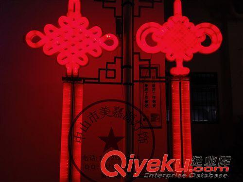 LED中国结灯系列 LED过街灯批发 会发光LED灯笼灯 LED中国结灯 LED路灯杆造型灯