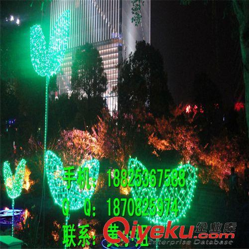 LED造型灯 轻型LED路灯杆造型灯 羊年春节亮化 街道装饰灯 LED过街灯新品