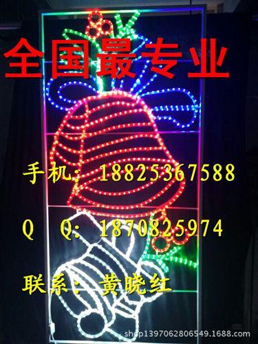LED造型灯 高仿真LED植物造型灯 城市照明LED过街灯 组装3000mm路灯杆造型灯