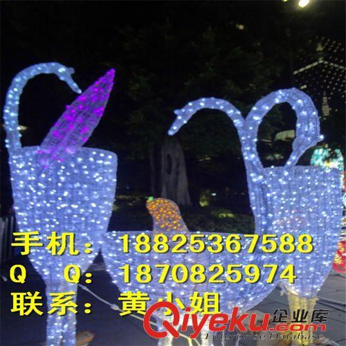LED造型灯 十大品牌LED路灯杆装饰灯 园林LED过街灯 双面灯带造型灯 跨街灯