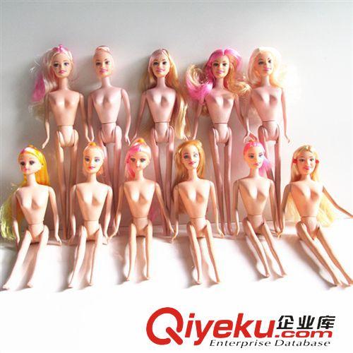 各类配件 芭芘 芭比裸娃 素体 奶油蛋糕烘培娃娃