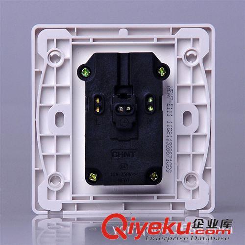 正品正泰系列 7e正泰开关插座面板 正泰电工new7-e111
