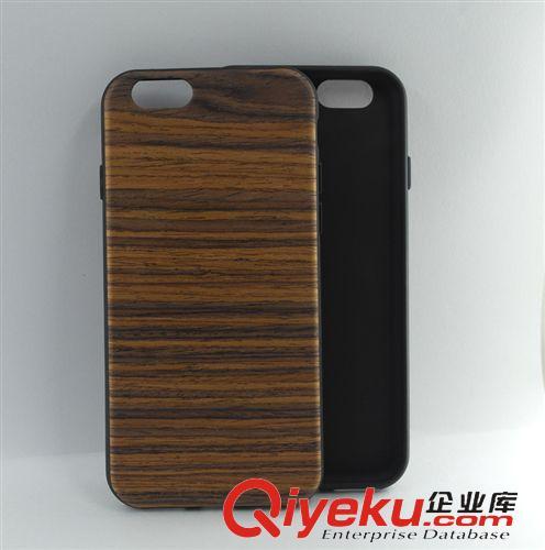 iphone6手机壳 木纹手机壳 iphone6保护套 imd工艺 苹果6木纹保护壳