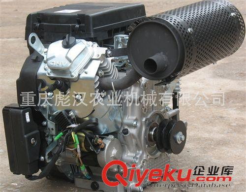 """内燃机 重庆""""彪汉""""牌2V78汽油发动机,额定20马力,{zd0}20多马力汽油机"""