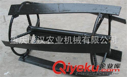 农机配件 与小型微耕机配套的除草轮,彪汉牌除草轮,焊接牢固可靠的除草轮