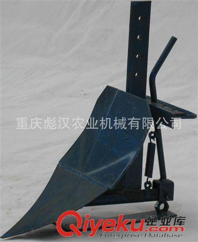 """农机配件 重庆""""彪汉""""简易犁铧,专门用于小直联微耕机,皮带传动微耕机的犁铧"""