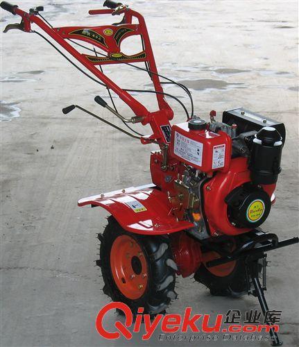 """土壤耕整机械 购彪汉""""牌170柴油微耕机,5马力微耕机,最小的烧柴油的微耕机"""