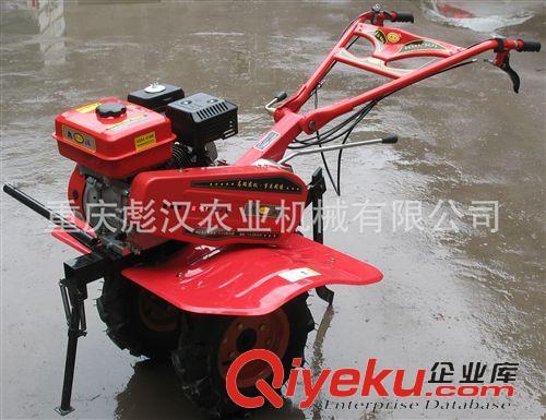 土壤耕整机械 彪汉牌500型微耕机,比较小,比较轻便的微耕机,适合山区耕地用