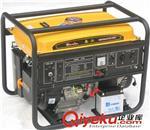 汽油发电机组 彪汉牌5千瓦无人置守汽油发电机-来电时自动停机,停电时自动起动