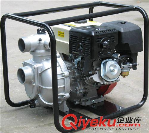 排灌机械 彪汉13马力汽油机高压泵,188F高扬程大流量自吸水泵,100米扬程