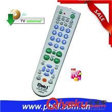 电视机{wn}TV遥控器 新款ABS外壳多功能电视机遥控器,TV-E适用于95%品牌电视