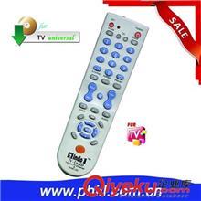 电视机{wn}TV遥控器 新款ABS外壳多功能电视机遥控器,TV-B适用于95%品牌电视