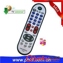 电视机{wn}TV遥控器 新款ABS外壳多功能电视机遥控器,UN302适用于95%品牌电视
