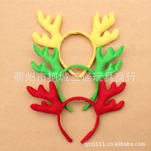 头箍 厂家供应 动物头箍 十二生肖头饰 六一圣诞节表演用品 龙角龙头