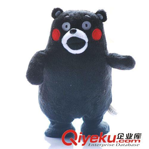 日本熊吉祥物黑熊kumamon