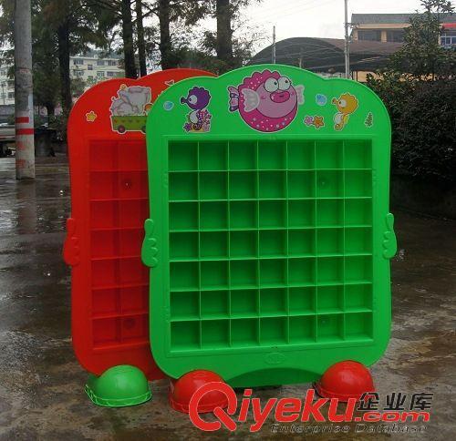 新品供应 厂家供应环保塑料儿童口杯架 幼儿园水杯架