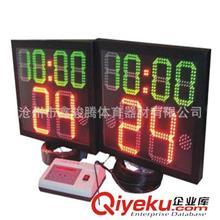体育电子记分牌 篮球比赛专用24秒计时器,440*530*75mm,符号国际篮球比赛标准
