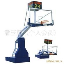 篮球架系列 XHHJ-厂销电动液压篮球架、户外健身路径\24秒等体育器材