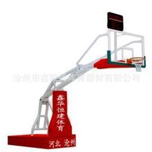 篮球架系列 XHHJ厂家直销电动液压篮球架、户外健身路径、体质测试仪
